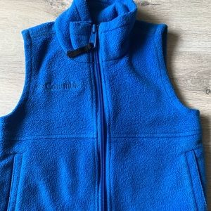 Little Blue Vest